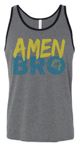 Amen Bro Tank Top