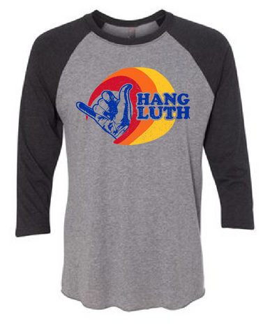Hang Luth Retro Baseball Tee (Multiple Colors)