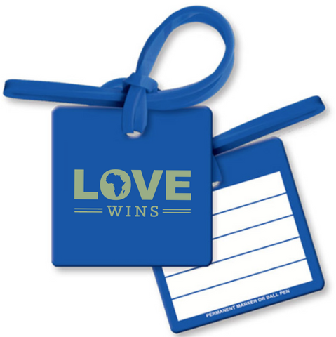 Love Wins Bag Tag Preorder