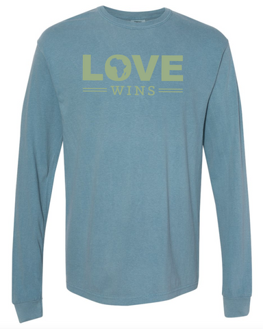 Love Wins Long Sleeve Preorder