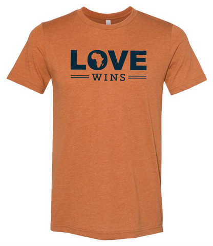 Love Wins T-Shirt Preorder