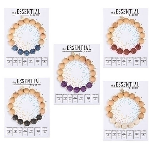 The Essential Wooden Bracelet