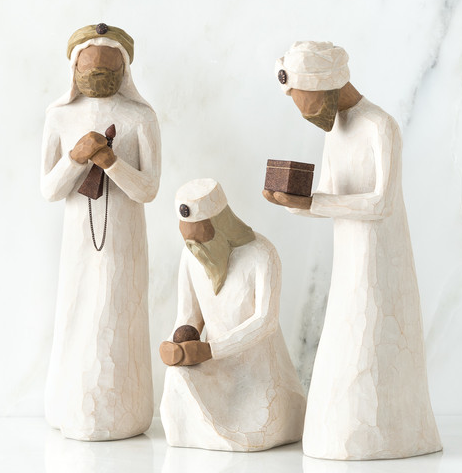 The Three Wisemen For The Christmas Story
