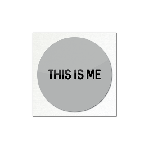 This Is Me Sticker (Multiple Colors)