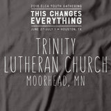 Custom Texas Shirt (ELCA Youth Gath.)
