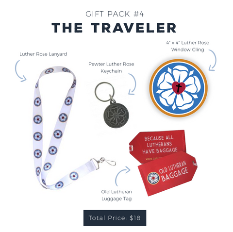 Gift Pack #4: The Traveler