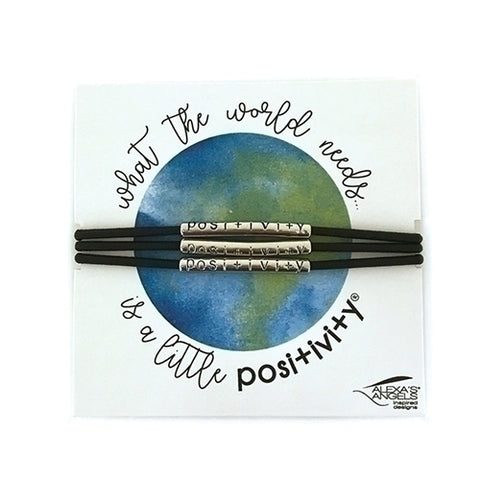 Positivity World Bracelet