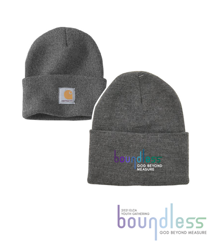 ELCA Youth Gathering boundless Carhartt Beanie
