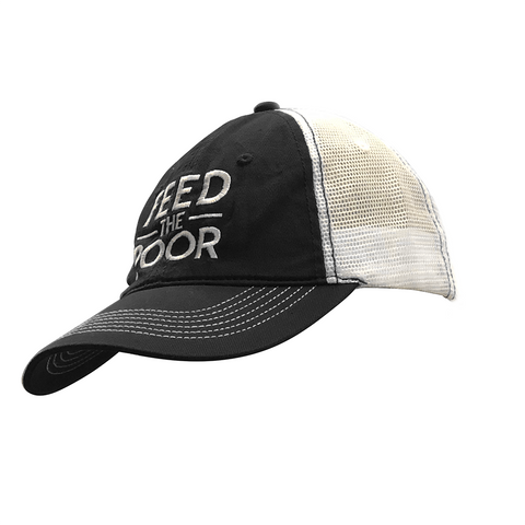 Feed the Poor Baseball Cap
