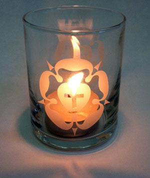 Luther Rose Votive