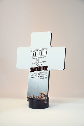 Scripture Cross