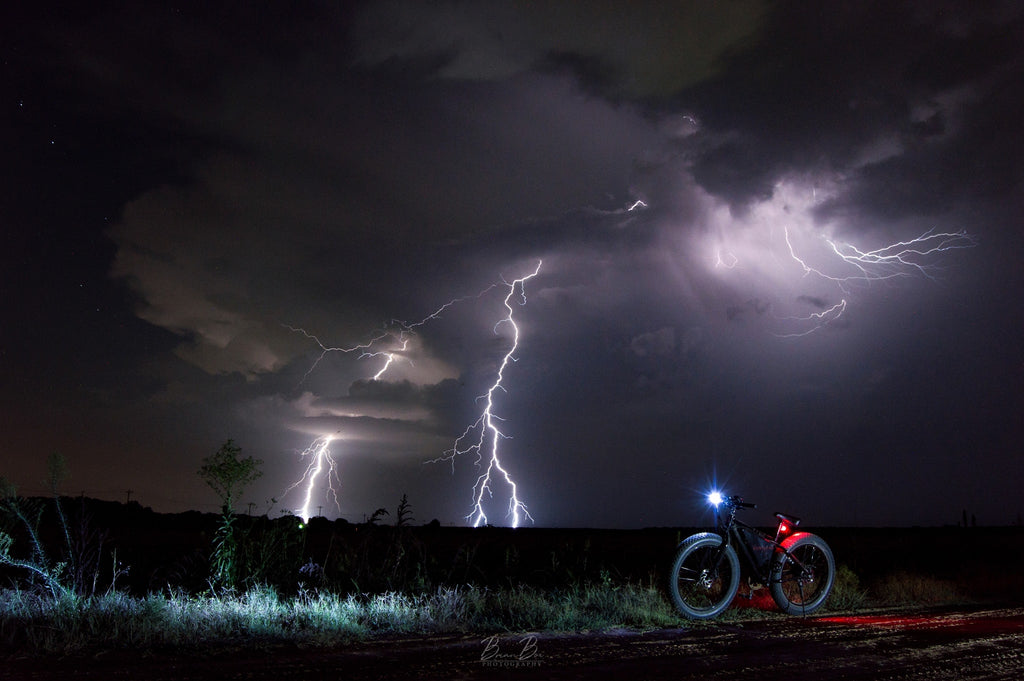 My SONDORS Life: Photographer Brian Patrick Box Chases Storms on his SONDORS