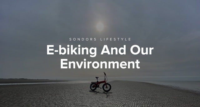 E-biking And Our Environment
