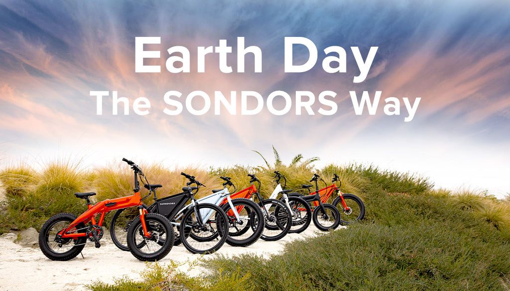 Earth Day The SONDORS Way