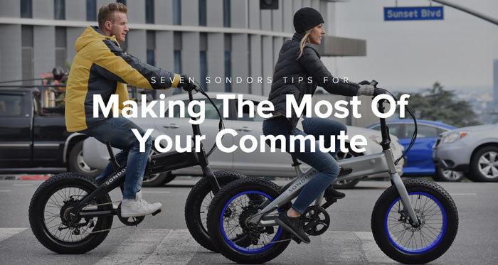 7 Tips for Making the Most of Your Commute