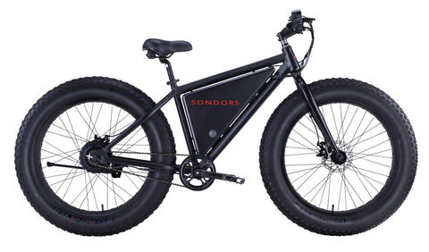 north america in stock sondors electric bikes. Black Bedroom Furniture Sets. Home Design Ideas