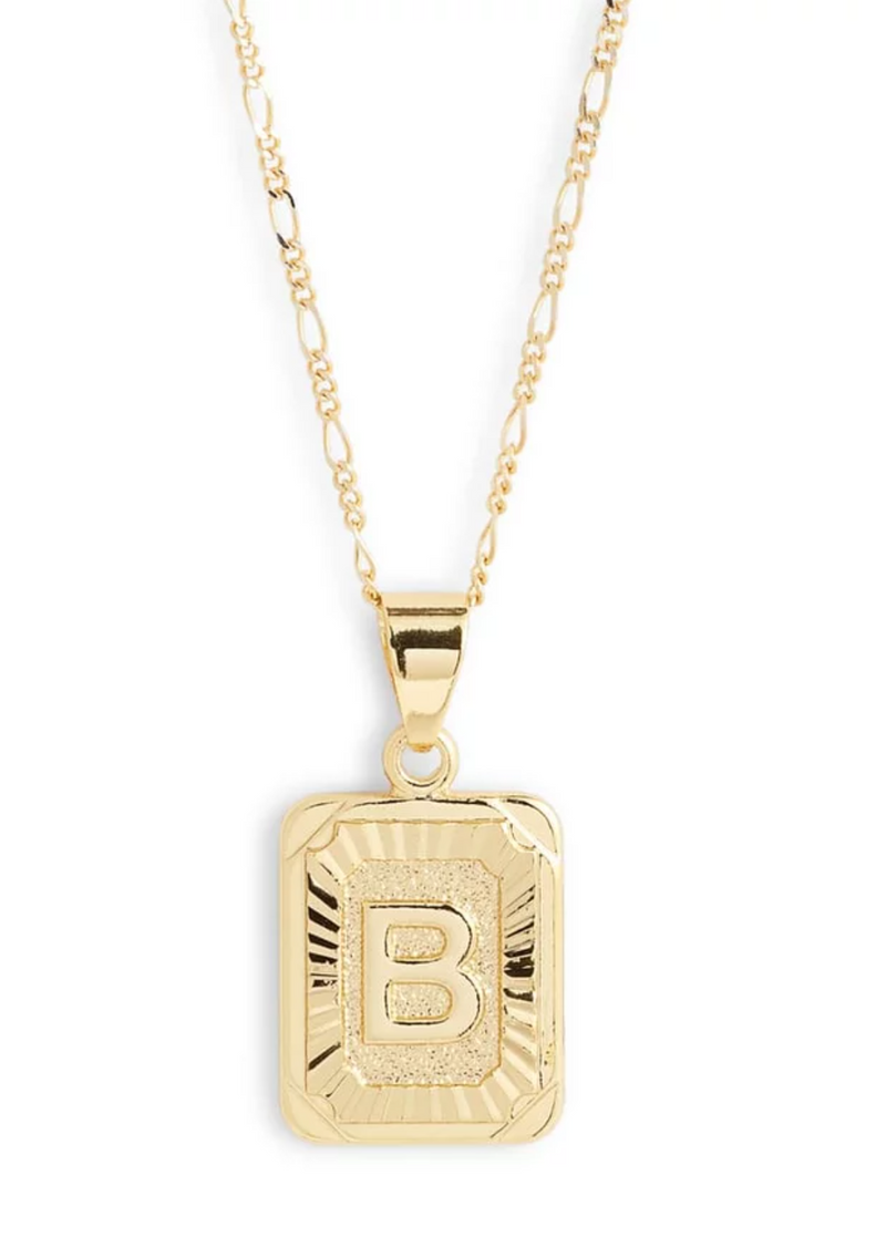 Bracha Initial Necklace