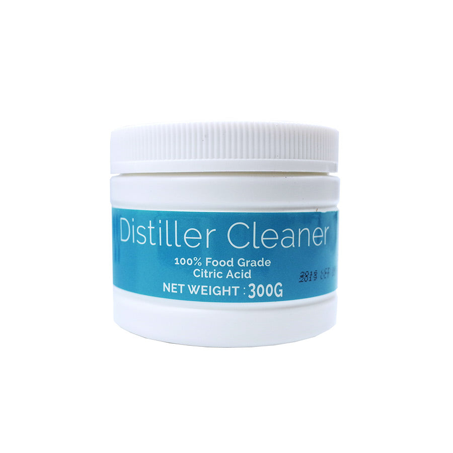 Water Distiller Cleaner and Descaling Agent