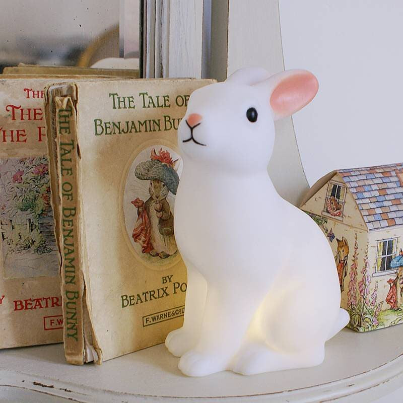 Woodland Bunny Night Light