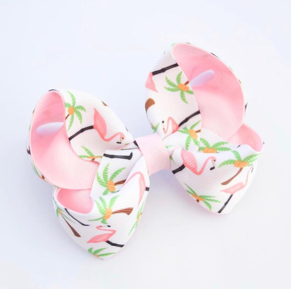 Flamingo Bow