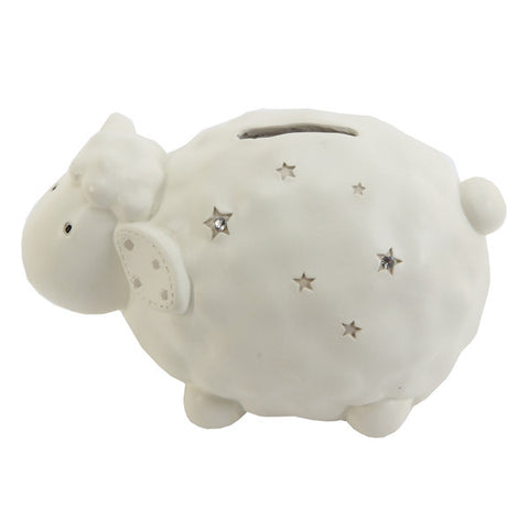 Sheep Resin Money Box