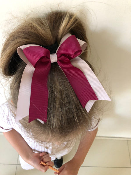 VHPS Long Tail elasticated bows