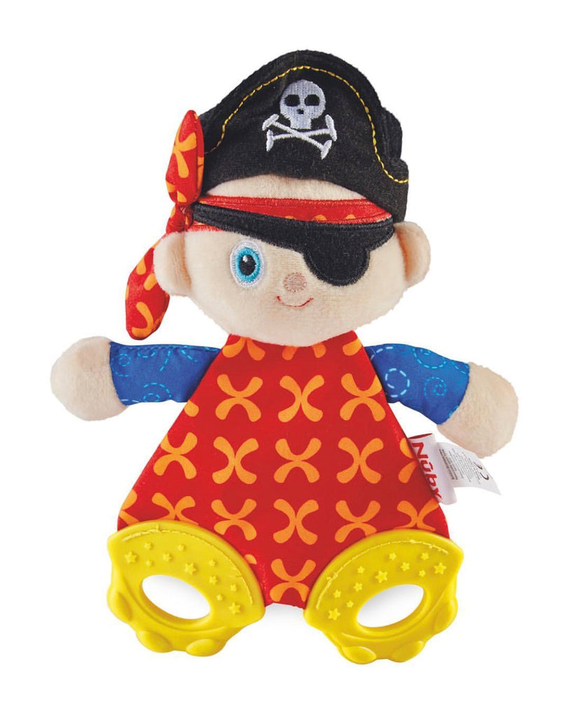 Nuby Pirate Teething Buddy