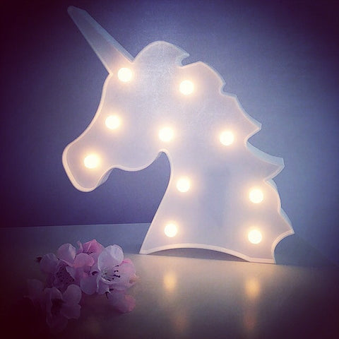 Unicorn LED light