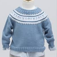 Fina Ejerique Prince George wool jumper