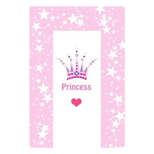 Little Princess changing mat