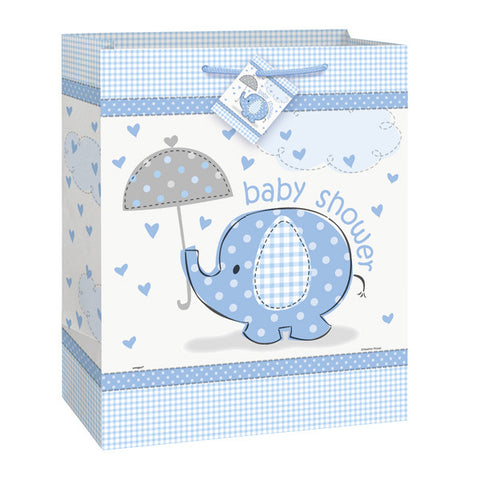 Baby Shower Gift Bag (Blue)