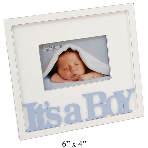 It's a Girl/ It's a Boy Photo Frame