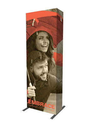 Embrace Double Sided Pop-Up