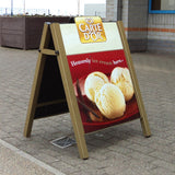 Premier Chalk A-Board (Steel)