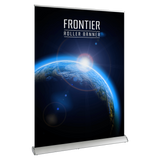 Frontier Roll Up Banner