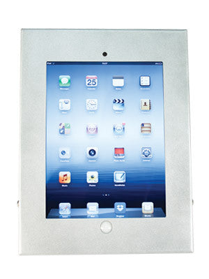 ipad anti-theft secure swivel display holder