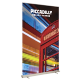 Piccadilly - The Super Size Roll-Up Banner