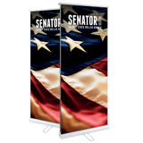 Senator Duo 850 Double Sided Roll-Up Banner