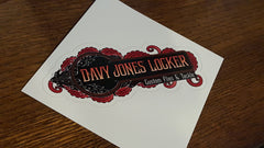 DJL Customs Sticker