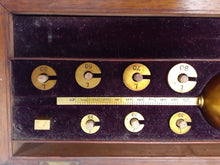 Antique Sike's Hydrometer Set