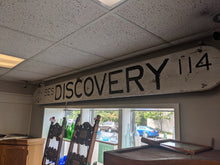 SSS Discovery Sign