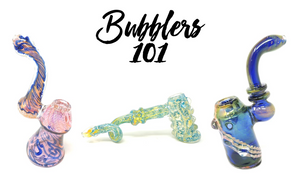 Glass Bubblers 101
