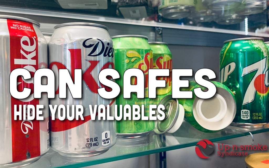 Hide Your Valuables with Can Safes