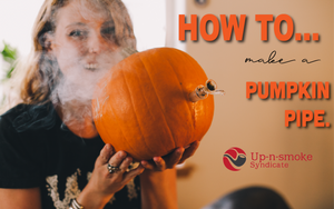 How to Make a Pumpkin Pipe