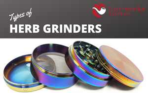 Types of Herb Grinders