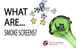 What are smoke screens?