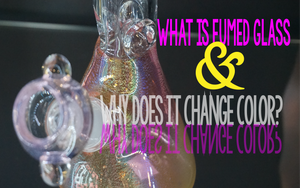 What is Fumed Glass and Why Does it Change Color?