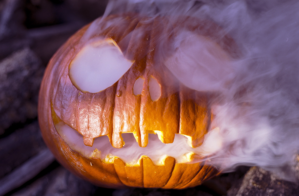 The Smoker's Ultimate Halloween Shopping List