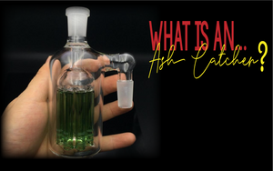 What is an ash catcher?