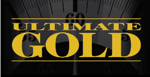 Ultimate Gold Logo Best Detox 2020